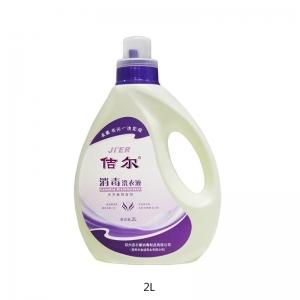 教你如何选择好的消毒洗衣液